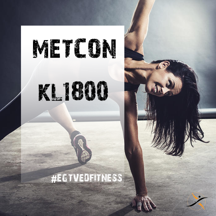 Metcon Hold Egtved Fitness