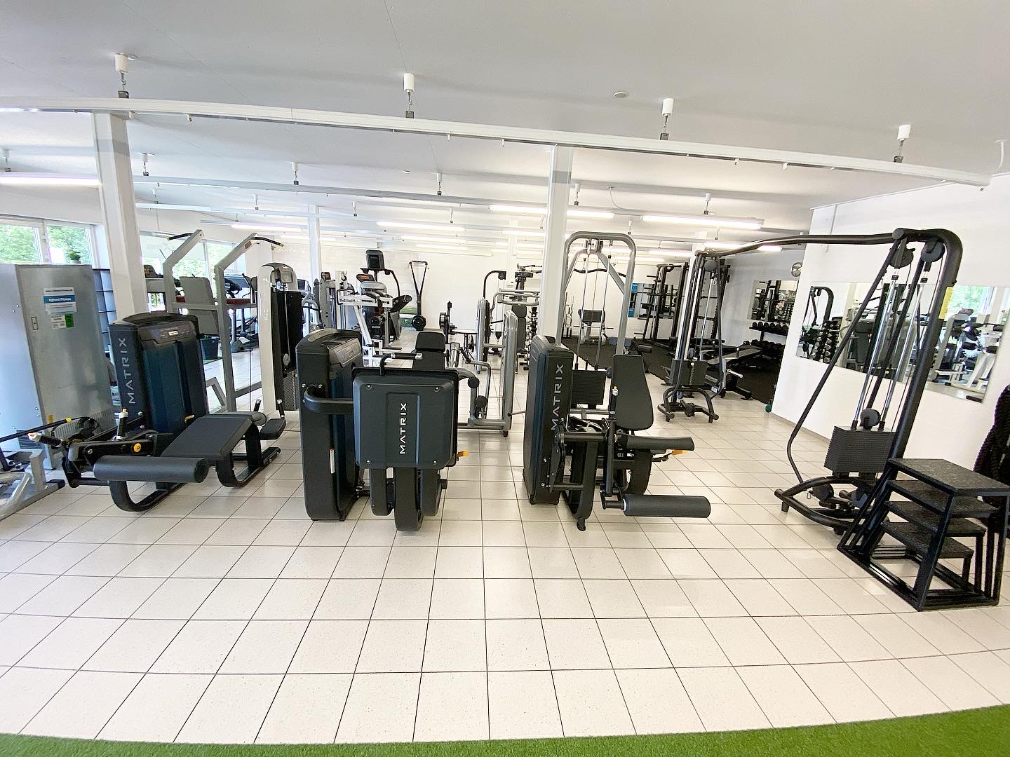 EgtvedFitness Leg Machines