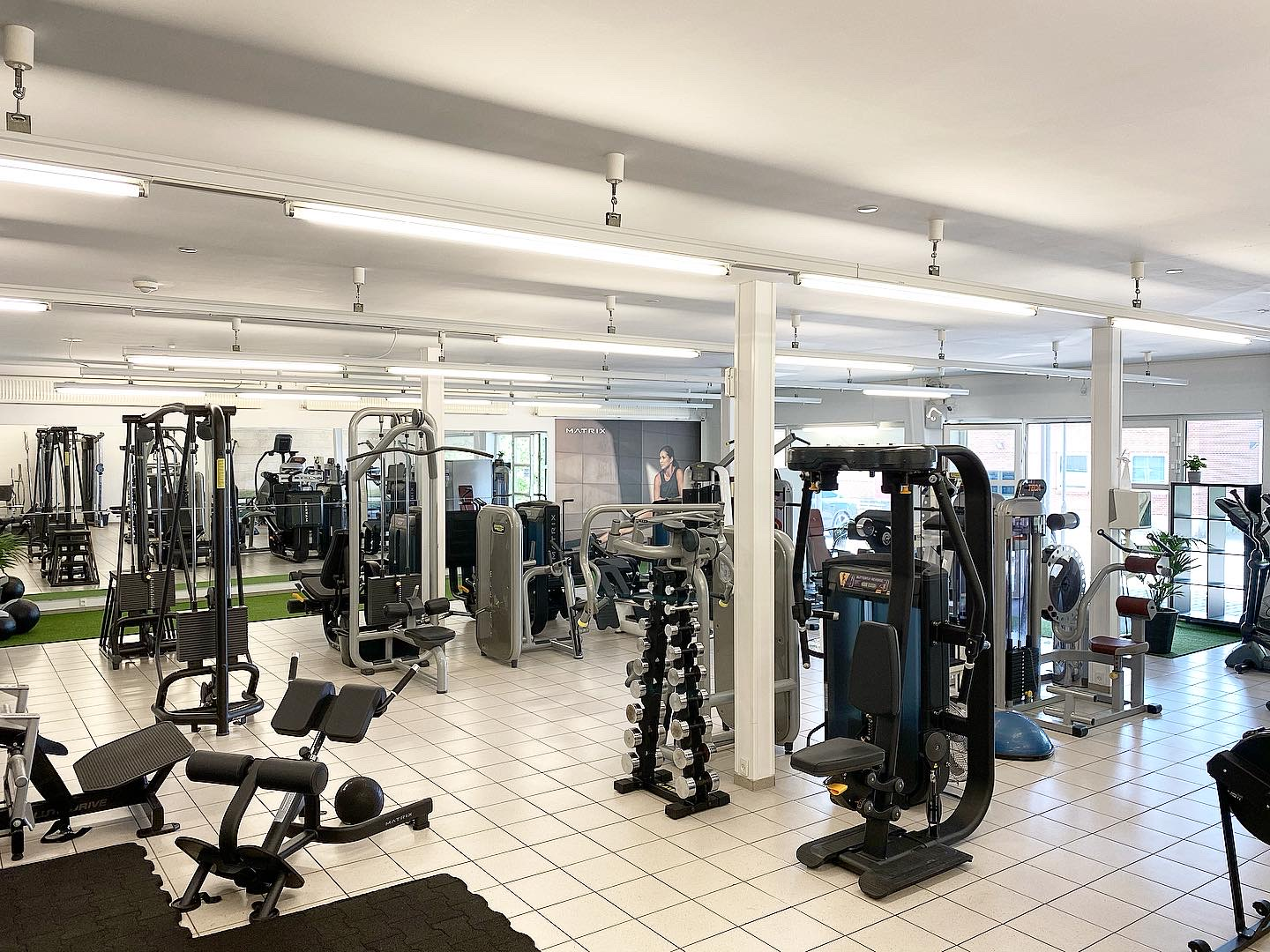 EgtvedFitness Machines