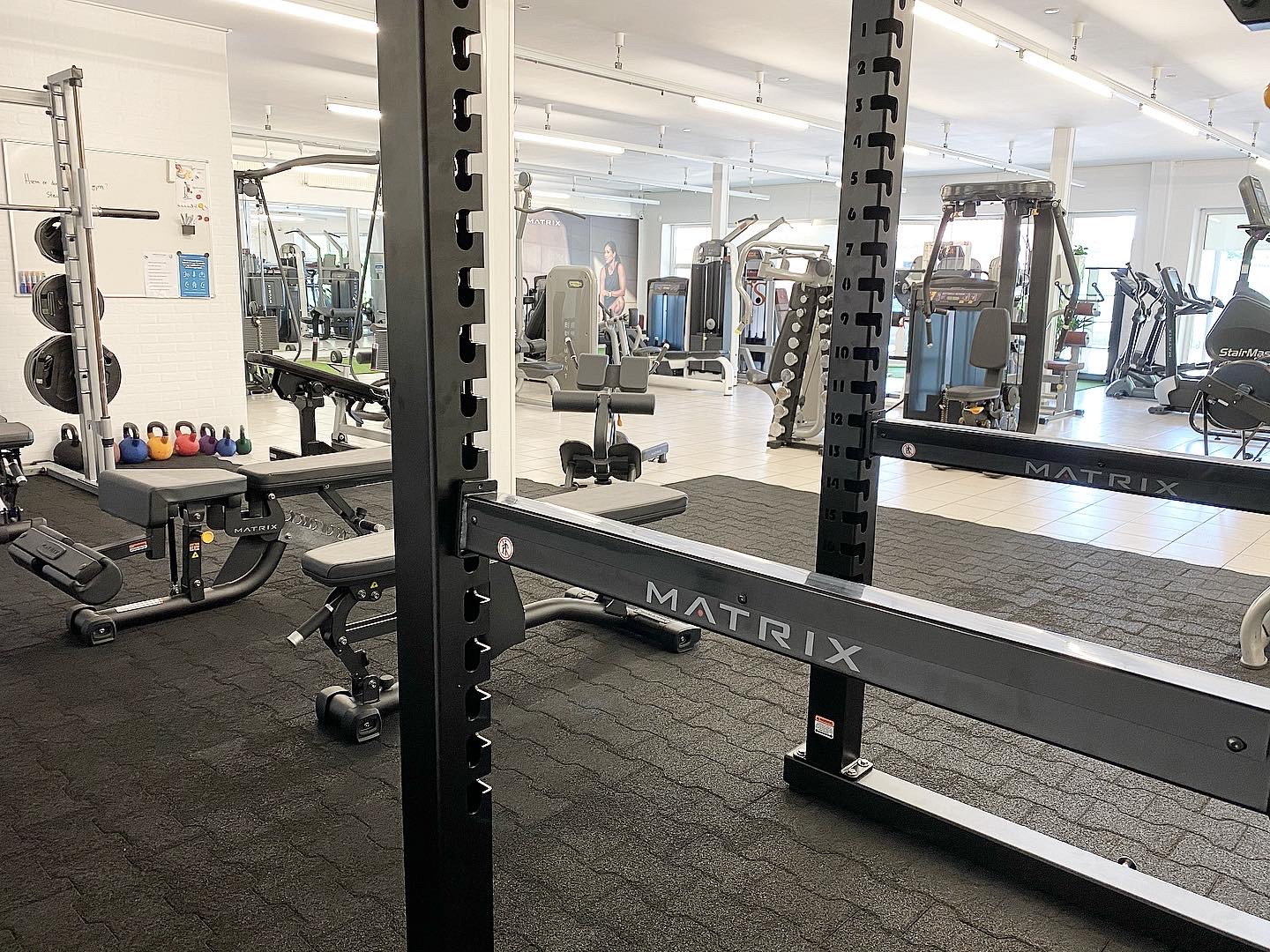EgtvedFitness Power Rack