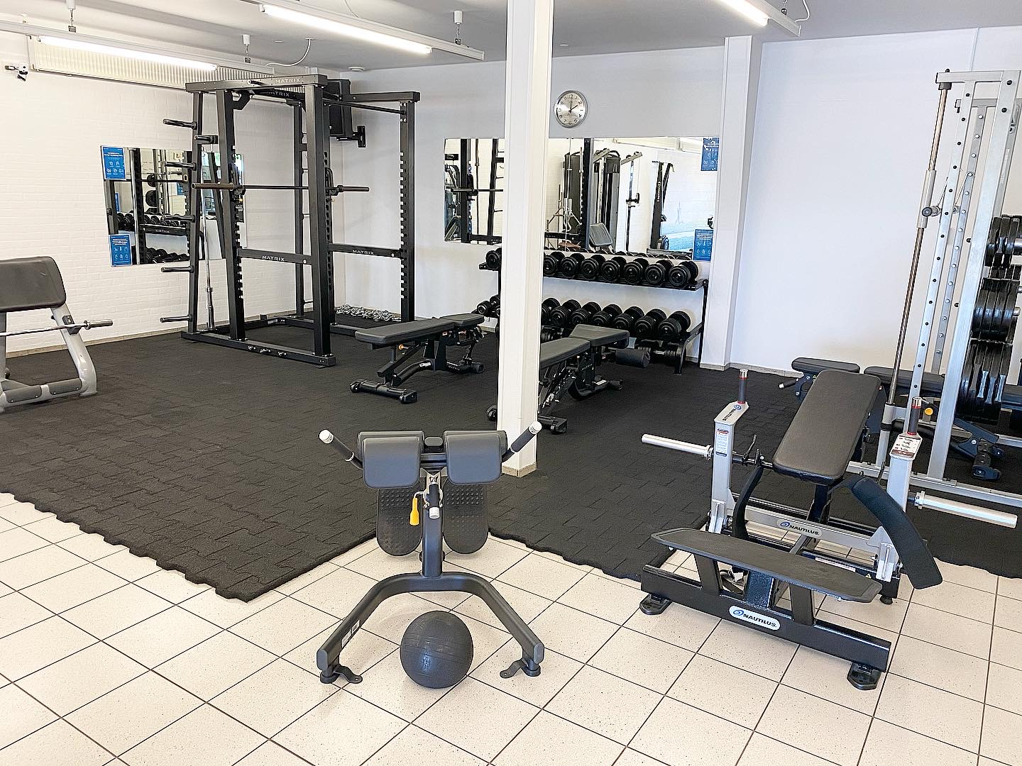 EgtvedFitness Lifting Area